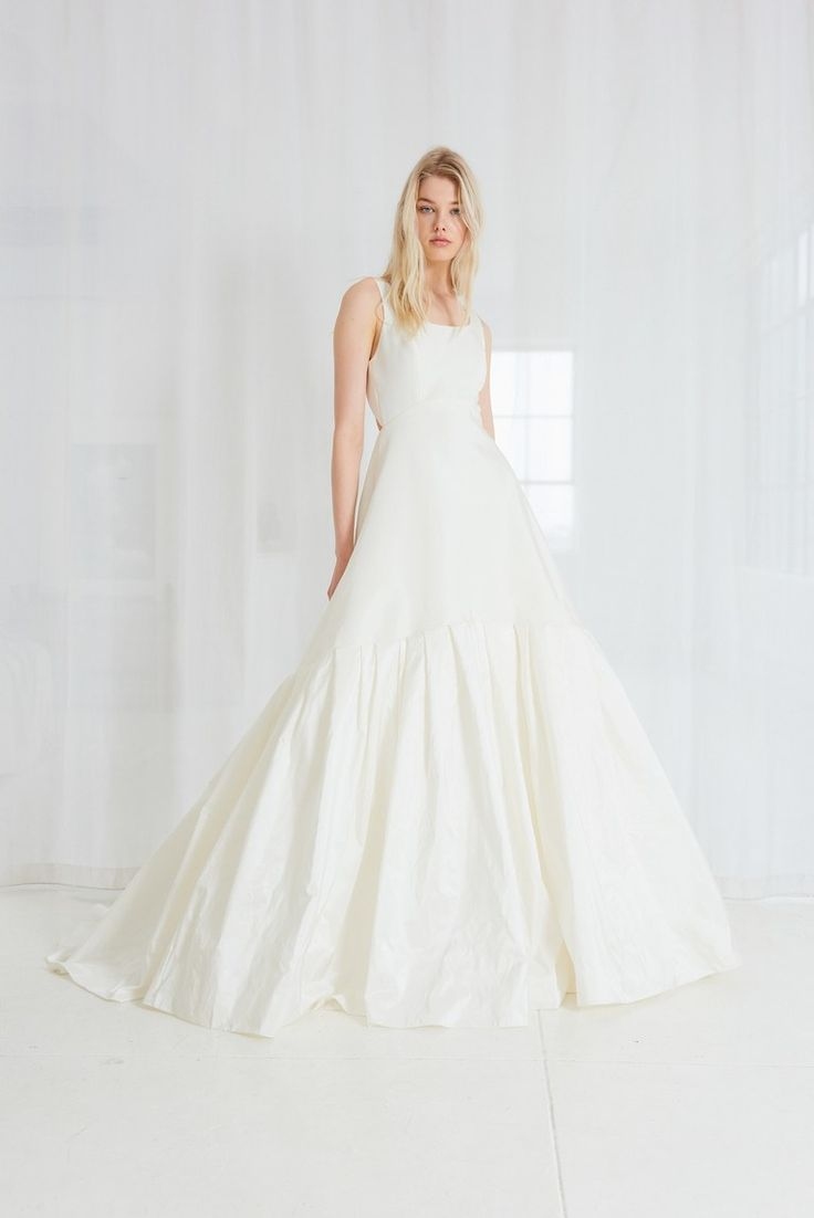 Amsale Lia Wedding Dress Spring 2018   Brides