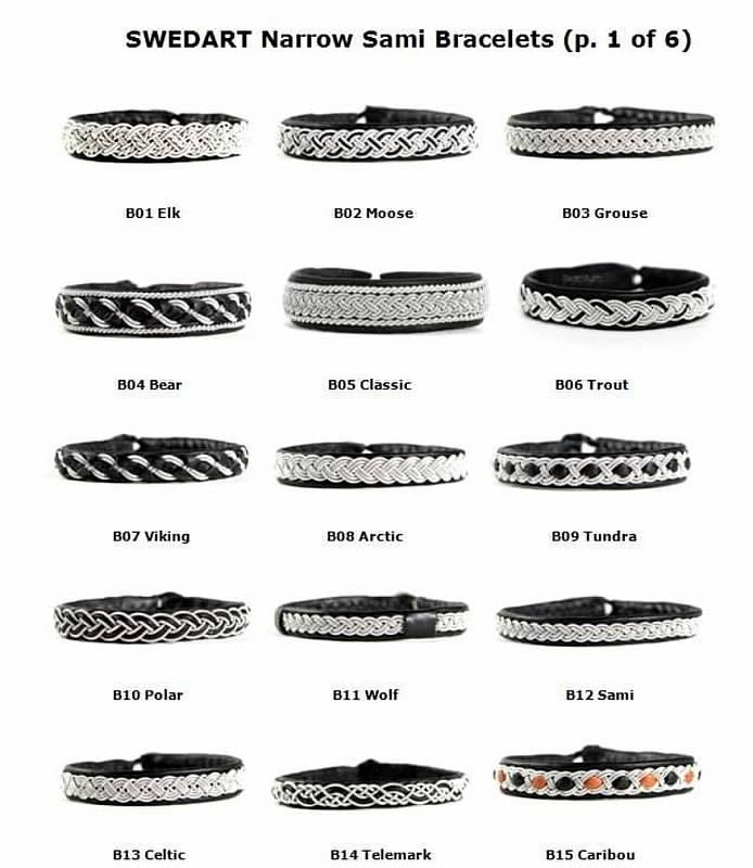 I'd love to have some of these bracelets. They are beautiful.