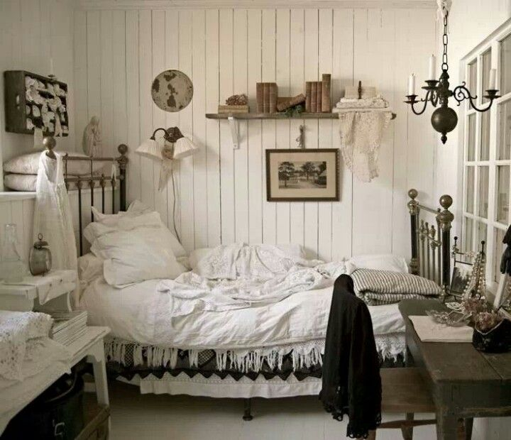 Country Shabby Chic Bedroom Ideas: 17 Best Images About Farmhouse Bedrooms On Pinterest