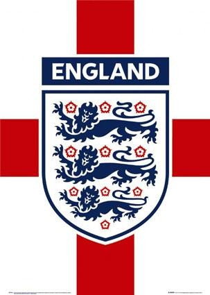England (There are too many places in England for just one picture; I just chose our national crest)