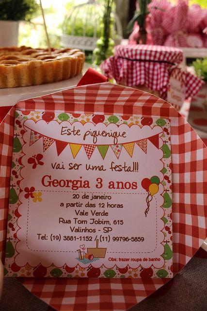 O convite (dentro) 006 by PraGenteMiúda, via Flickr