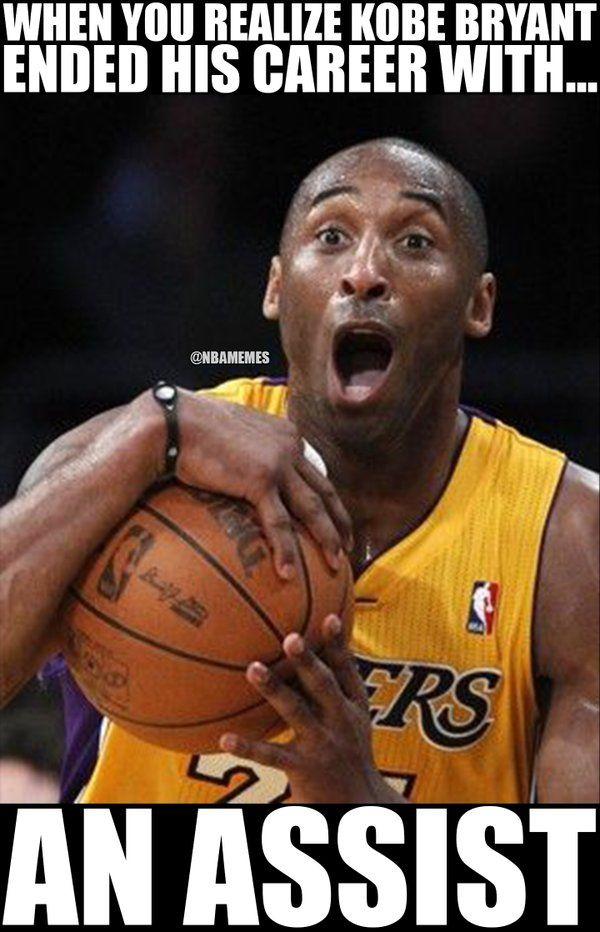 RT @NBAMemes: That was for all you Kobe haters. #KobeOut #MambaDay - http://nbafunnymeme.com/nba-funny-memes/rt-nbamemes-that-was-for-all-you-kobe-haters-kobeout-mambaday