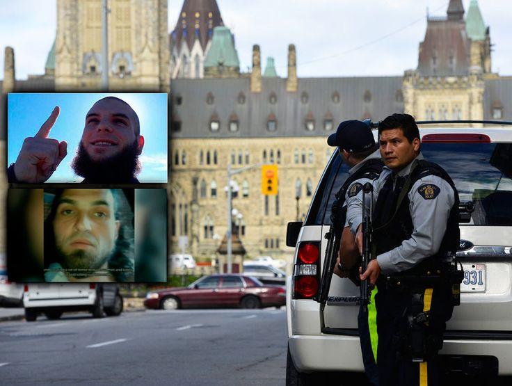 Les autorisations judiciaires d'écoute électronique données aux policiers pour leurs enquêtes antiterroristes sont passées de 3, en 2011, à 97 en 2014, soit l'année des attentats de Michaël Zehaf-Bibeau (à Ottawa) et de Martin Rouleau (à Saint-Jean-sur-Richelieu), que l'on voit en mortaise.