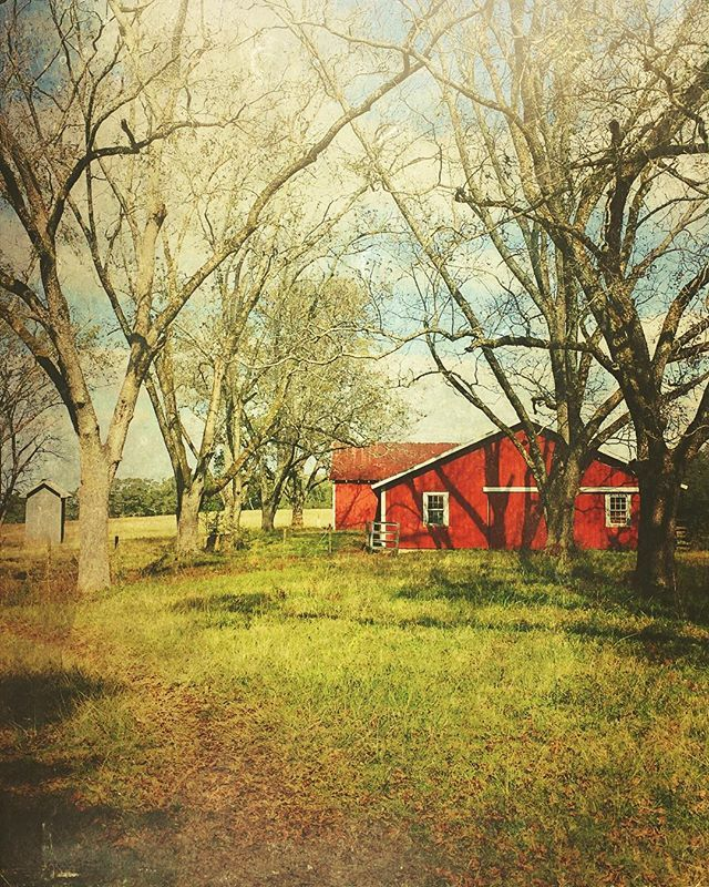 Fall Red Barn Country Style Countryliving Barns Farm Country