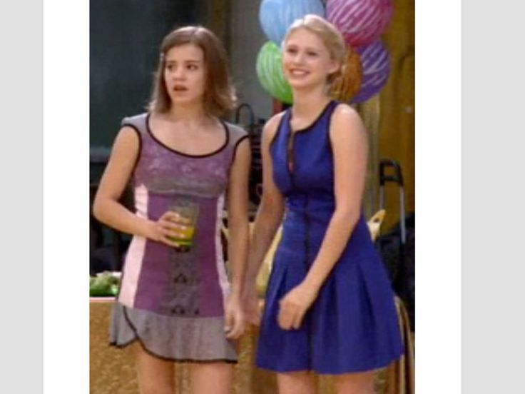 riley and emily the_next_step - Google Search