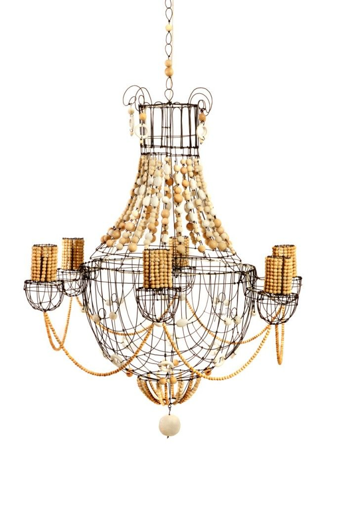 17 best images about wire chandeliers lamps. Black Bedroom Furniture Sets. Home Design Ideas