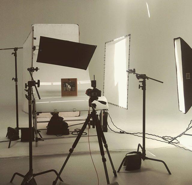 Drive-In Studio Product Shoot