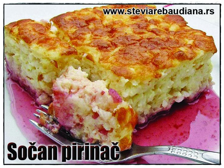 Evo jednog recepta za ukusan obrok bez laktoze, koji možete konzumirati topao (sveže pripremljen), a vrlo je ukusan i ohlađen!  Sočan pirinač https://www.facebook.com/173662406064869/photos/pb.173662406064869.-2207520000.1428499261./751316538299450/?type=3&theater