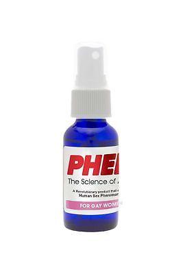 PherX Pheromone Perfume for Gay Women (Attract Women) – The Science of Attrac…