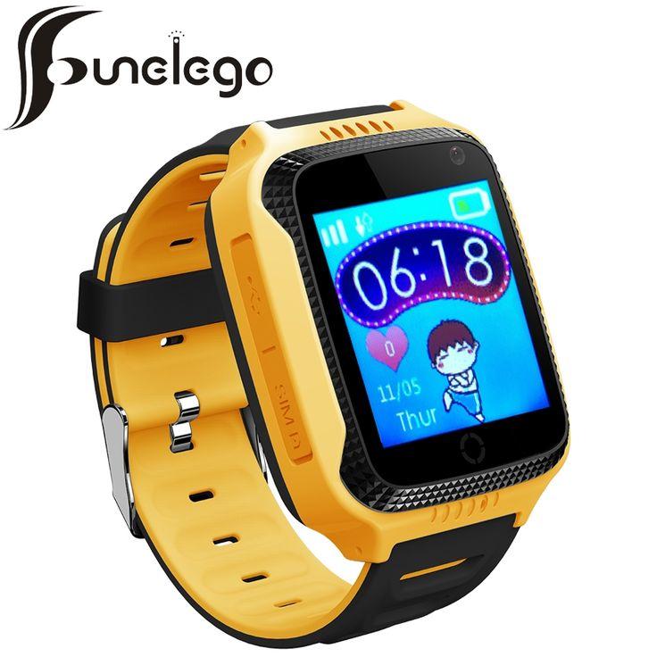 22.29$  Watch now - Funelego 2017 New Children GPS Tracker Phone Watch Q42 Touch Screen Clocks Wristwatch Support SIM Card Smart Watch For Kids  #aliexpresschina