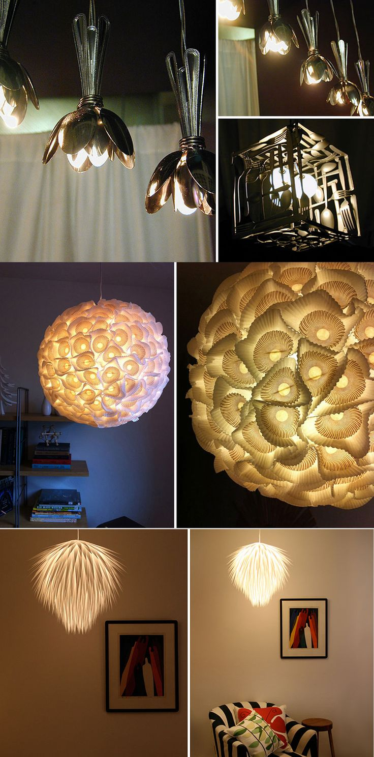 21 DIY Lamps And Chandeliers Made Of Everyday Objects http://sulia.com/my_thoughts/4855878d-0266-49d5-8d3f-98e2c2c50a57/?source=pin&action=share&ux=mono&btn=big&form_factor=desktop&sharer_id=0&is_sharer_author=false