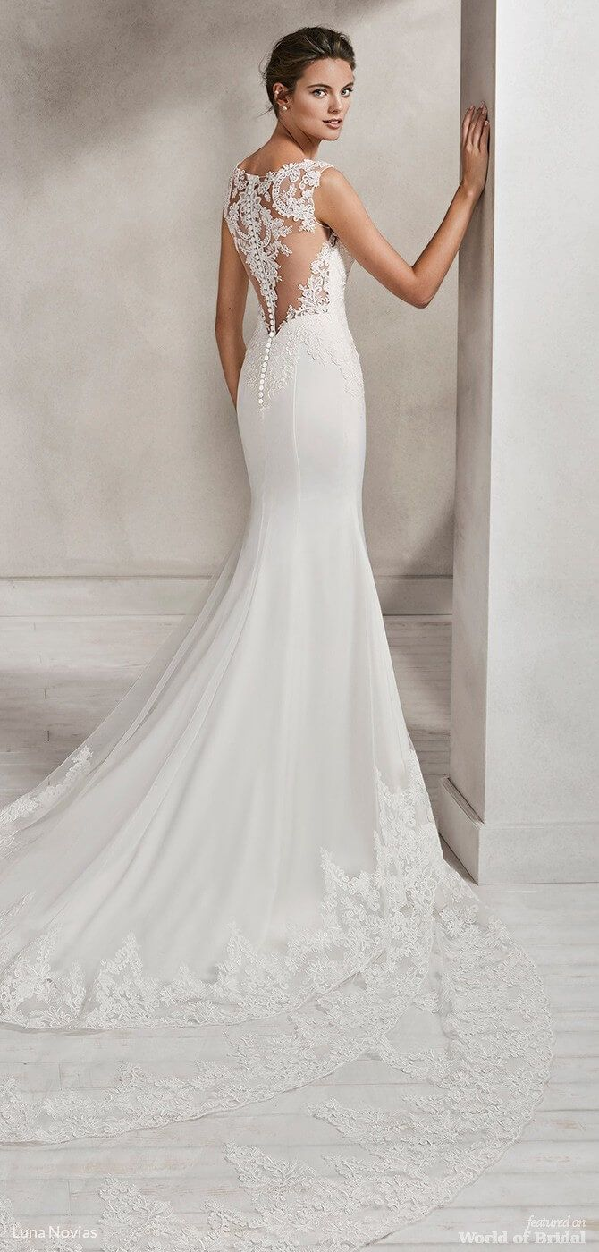 Luna novias wedding dresses latest wedding dresses u much