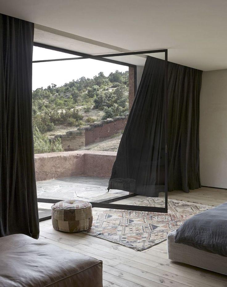 Minimalist Mountain Lodge In Morocco