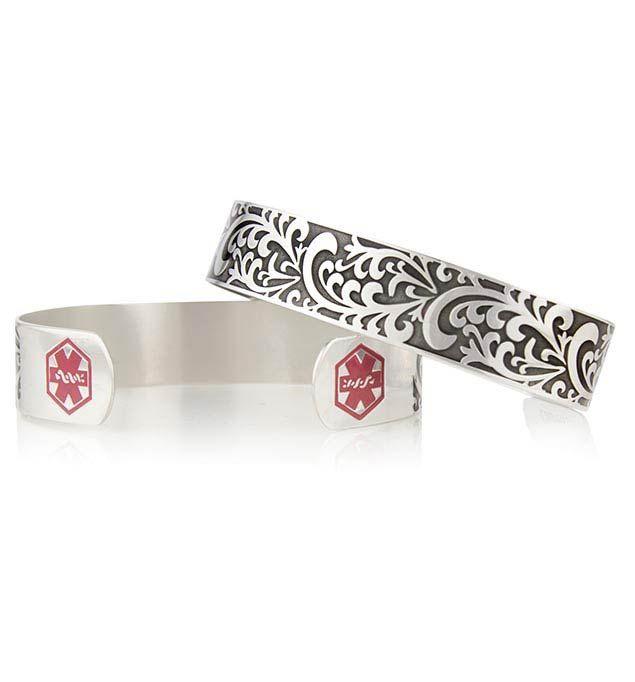 best 25 alert bracelets ideas on