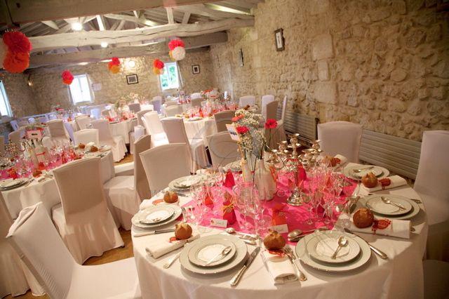 17 best images about table ronde on pinterest paris for Decoration pour reception
