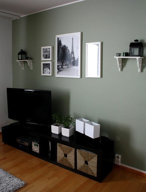 Living room colour (one wall)