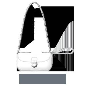 sterling & hyde custom handbags - Make Mine a Mini $169.00    http://sterlingandhydecustom.com