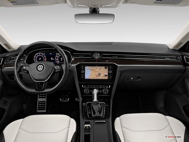 Volkswagen Arteon Interior In 2020 Volkswagen Daihatsu Chevrolet Blazer