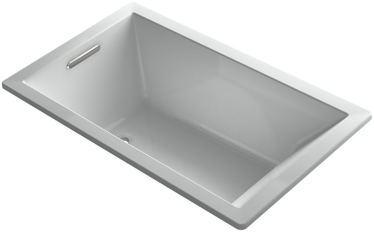 "Underscore Vibracoustic 60"" x 36"" Soaking Bathtub"
