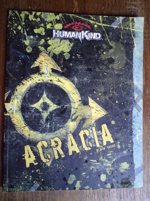 Acracia - HumanKind