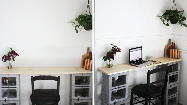 les 14 meilleures images propos de parpaing sur pinterest bancs d 39 ext rieur architecture et tvs. Black Bedroom Furniture Sets. Home Design Ideas