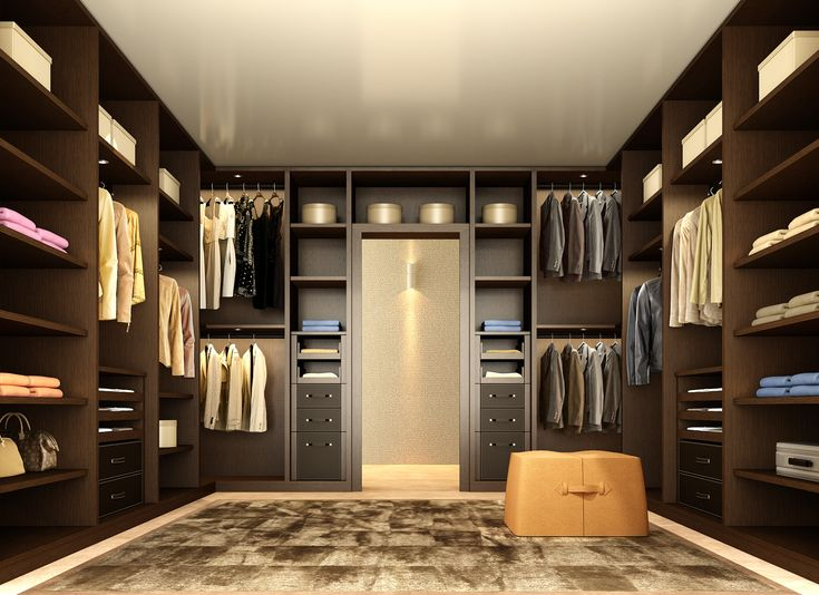 17 Best Images About Walk In Closets On Pinterest