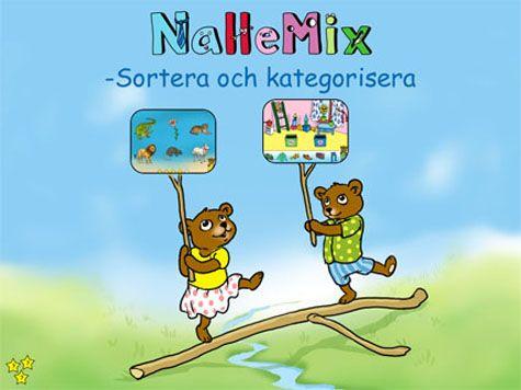 NalleMix 1 är en svenskproducerad pedagogisk app med bra kunskapsinnehåll för lek- och sysselsättning i såväl förskola som i hemmet. Bilderna är rikt illustrerade och håller hög kvalitet. Beröm och instruktioner sker givetvis på svenska. Allt i allt en både lärorik och rolig app för ditt barn!