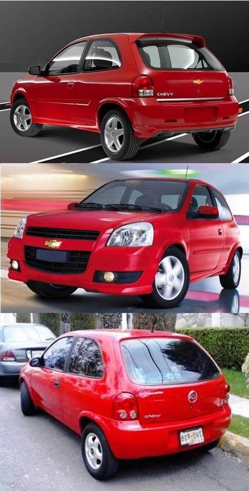Chevy C2-Comfort-2005 Hermoso Auto, para mi solo, Automático, Aire Acondicionado, Rines deportivos, manejo Sport, Faros de Niebla, lo equipe con sonido cuadrafónico. Me trato bien, lo trate bien... sigue en la familia