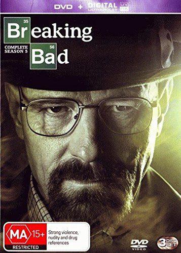 Breaking Bad - Season 5 DVD @ niftywarehouse.com #NiftyWarehouse #Geek #Fun #Entertainment #Products