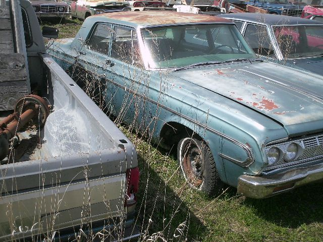 1964 Plymouth Belvedere 2 $375