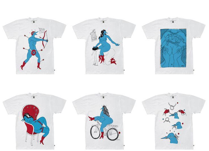 Piet Parra T-Shirts