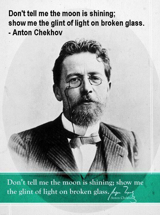"Reading Chekhov VI: ""About Love"""