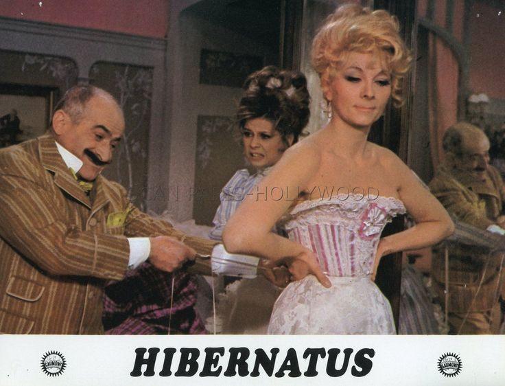 LOUIS DE FUNES CLAUDE GENSAC HIBERNATUS 1969 PHOTO D'EXPLOITATION #3 | eBay
