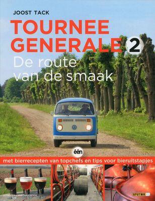 Joost Tack - Tournée Générale. 2, De route van de smaak