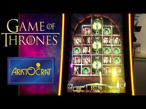Game of Thrones Slot Machine from Aristocrat