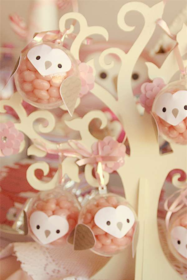 Owly Love Birthday | CatchMyParty.com
