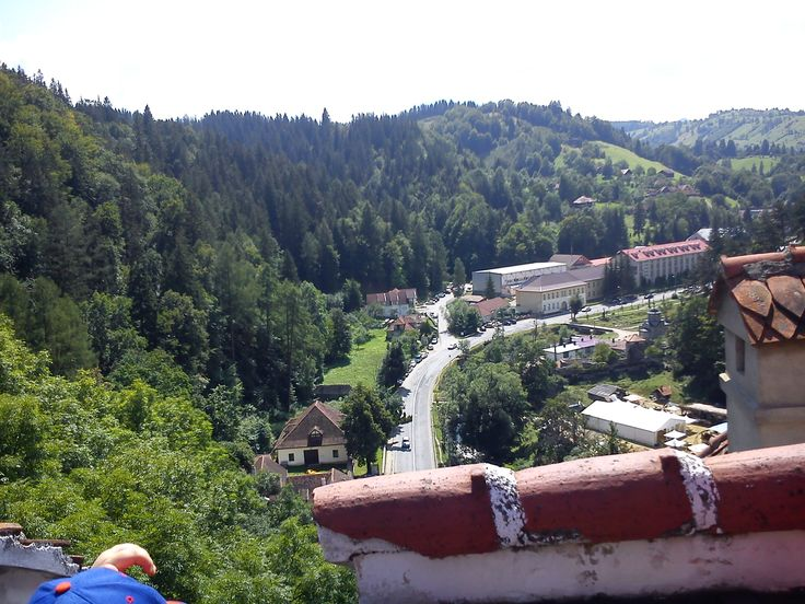Dracula's castle! (Bran-Romania)