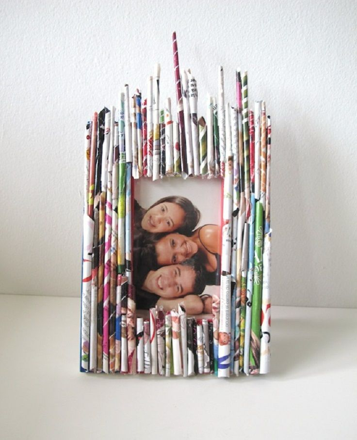 Recycled Things For Kids Project