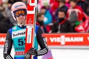 Michael Neumayer | FIS Skispringen Weltcup | Engelberg / Schweiz | Fotograf Kassel http://blog.ks-fotografie.net/pressefotografie/weltcup-skispringen-engelberg-schweiz-2014-pressebildarchiv/