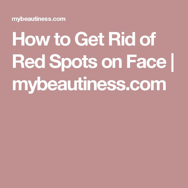 How to Get Rid of Dark Spots on Face With Just 1