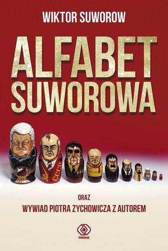 Alfabet Suworowa - Wiktor Suworow - książka – Ravelo – tania księgarnia