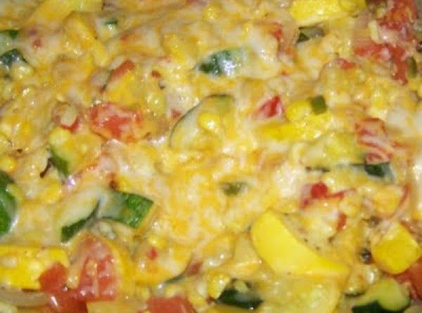 Calabasita's  (mexican Squash And Corn) Recipe