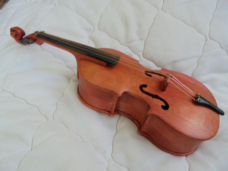 Скрипка- шкатулка