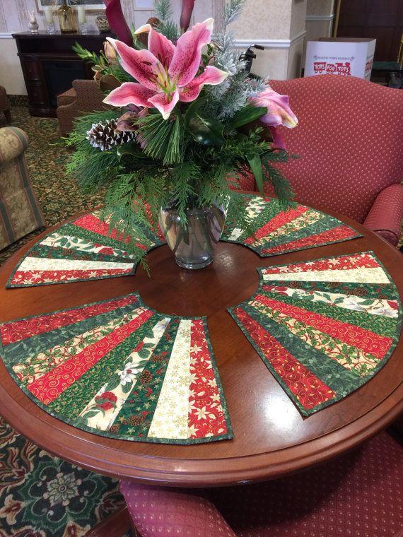 Acolchado de arte manteles manteles de mesa manteles