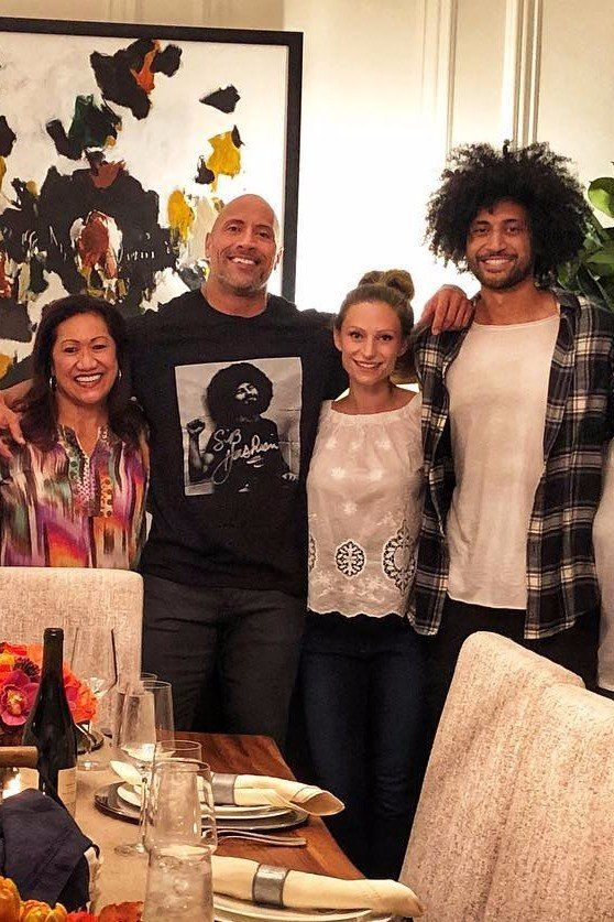Dwayne Johnson's Emotional Thanksgiving Post Will Remind You to Stay Gracious