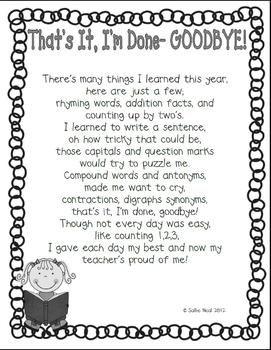 Preschool Graduation Speech Ideas