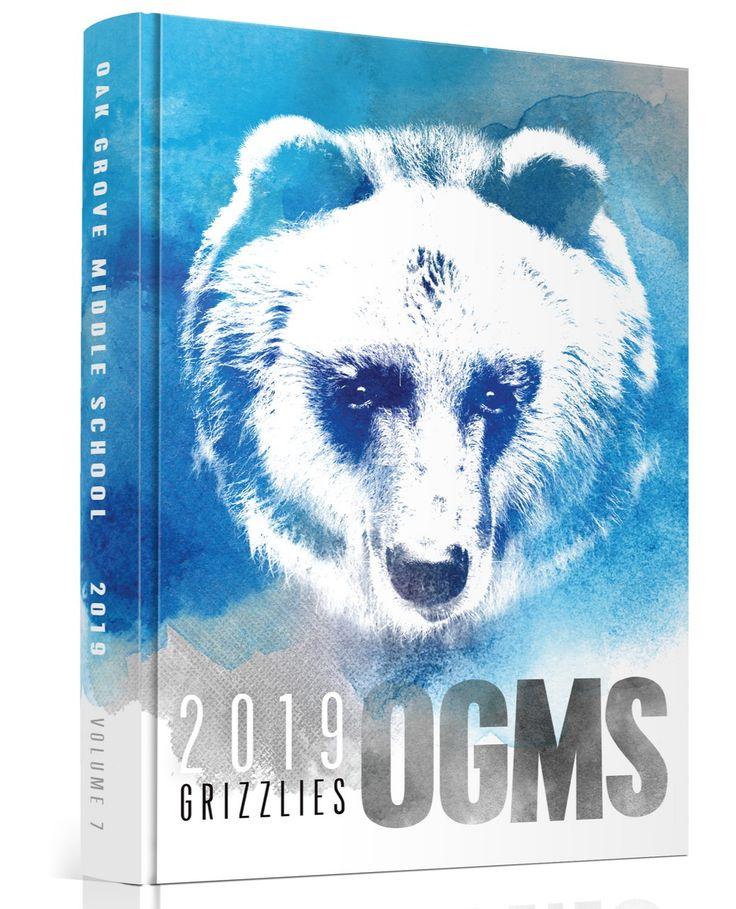 School Bookcover Design: It's #MiddleSchoolMayhem! In 2019, Oak Grove Middle School