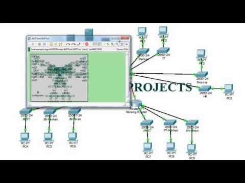 Router Projects   Routing Projects   Best IEEE Router Project