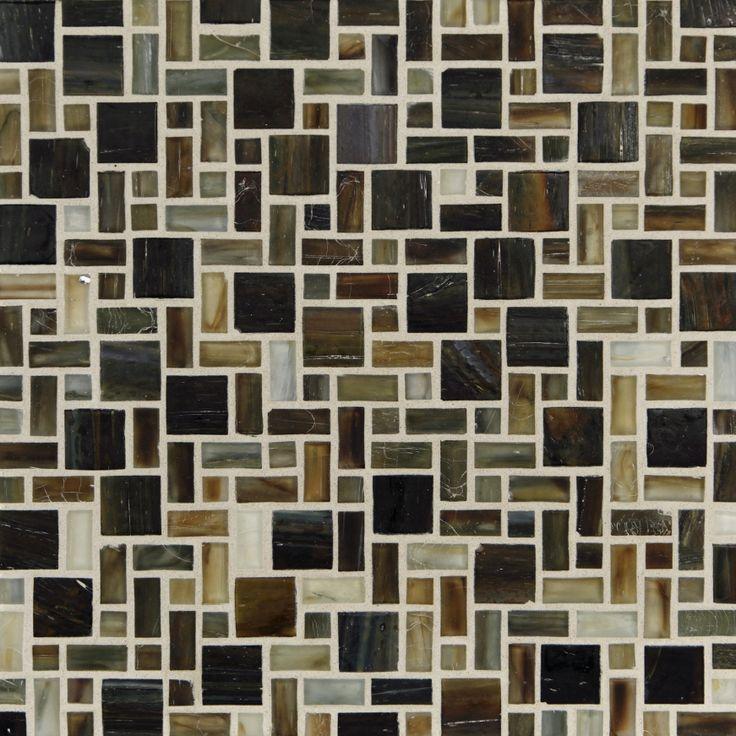 Gendai Mosaic Color Arata Silk