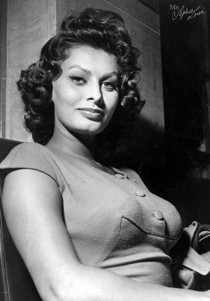 17 Best images about ★SOPHIA LOREN Yesterday,Today and ...